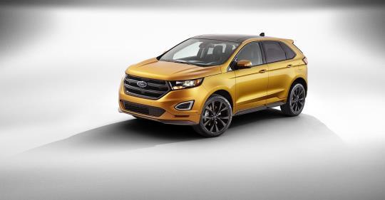 فورد اج با ظاهر بهتر SUV وارد بازار می شود