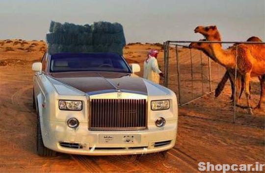 رولز رویس از شهروند اماراتی شکایت کرد