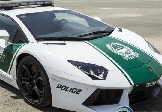 انواع ماشین پلیس در سراسر جهان