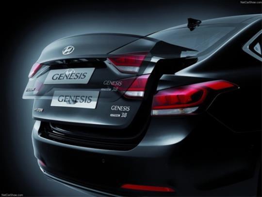جنسیس 2015 برترین خودروی لوکس هیوندای