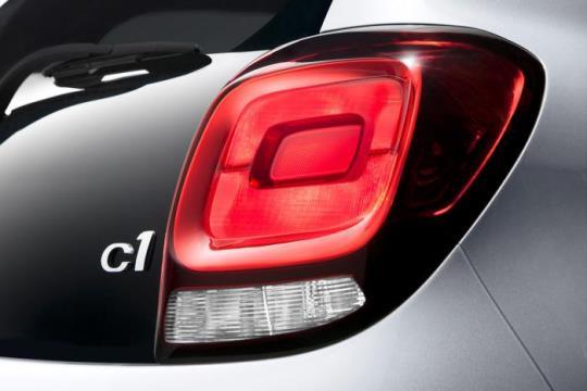 قیمت گذاری سیتروئن C1 اعلام شد
